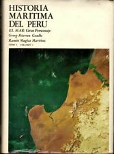 Georg Petersen Gaulke / Historia Maritima Del Peru El Mar Gran Personaje 1972