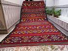 Handmade Azilal Wool Rug,Beni Ourain Berber Rug,Moroccan Tribal Rug,Vintage Rug