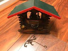 Cuckoo Clock for Parts Schmeckenbecher Regula West Germany Gm 1884288 1892176