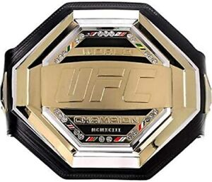 NEW UFC LEGACY CHAMPIONSHIP BELT WRESTLING HEAVY WEIGHT REPLICA FIGHTING BELT