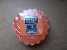 Yankee Candle Usa Rare Halloween Sweet Seduction Wax Tart