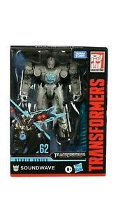 Transformers studio series 62 Soundwave Takara Tomy