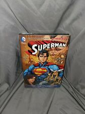 DC New 52 Superman Volume 4 Psi War; Hardcover HC DC COMICS