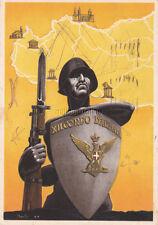 * FASCISMO - 1943 XII Corpo D'Armata - Ill.Berto -annullo Ospedale da Campo 139