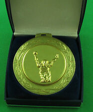 Medal Bowling bawls petanque coupe jean pierre sous champion 1985 2 3/4 inches