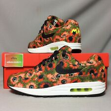 Nike Air Max 1 Premium SE UK8 858876-003 Floral Mowabb EUR42.5 US9 red ACG prm