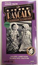 The Little Rascals Vol 16 VHS 1994 Fish Hooky Canned Fishing VHSshop.com