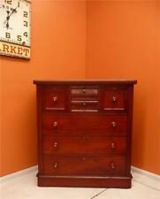 CEDAR antique Australian Cedar Chest of Seven Drawers 1880's 'tall boy' bedroom