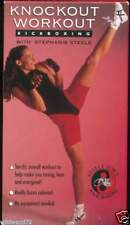 Knockout Workout - Kickboxing (1993, VHS)