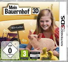 My Farm 3D Nintendo 3DS NEW + Original Package