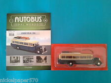 1:43 Citroen Type 45 del 1934 AUTOBUS DAL MONDO ALTAYA