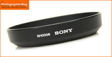 Genuine Sony SH0006 Lens Hood for 18-70mm f3.5 Alpha + FREE UK POST