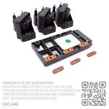 IGNITION COILS & DELPHI DFI MODULE V6 ECOTEC 3.8L [HOLDEN VS-VT-VX-VY COMMODORE]
