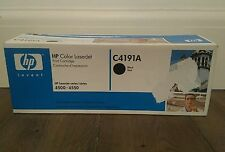 HP Color Laserjet Toner Cartridge Black C4191A Series 4500 4550 RRP £55.99