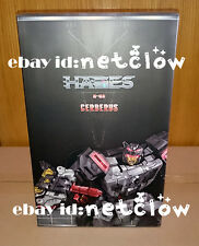 Transformers TFC toy Hades H-03 Cerberus Liokaise in Stock