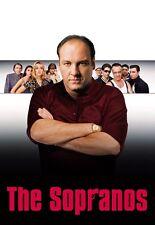"The Sopranos poster - James Gandolfini poster - 11"" x 17"""