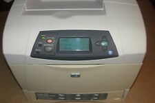 HP LaserJet 4300N 4300 Laser Printer - 6 MONTH WARRANTY  Fast Free Ship