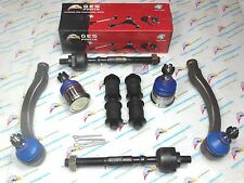 92-95 CIVIC 94-97 INTEGRA 8PCS Lower Ball Joint Tie Rod Ends Sway Bar Link