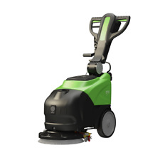 Ipc Eagle Ct15e35 14 Corded Electric Automatic Floor Scrubber With Brush