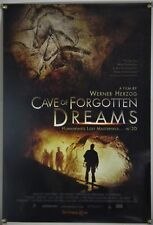 CAVE OF FORGOTTEN DREAMS DS ROLLED ORIG 1SH WERNER HERZOG DOCU (2010)