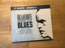 Harry Belafonte - Belafonte Sings The Blues  [CD Album]  IMPEX Living Stereo