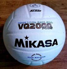 Mikasa VQ2000 Micro Cell Composite Volleyball - White good condition