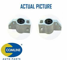2 x NEW COMLINE FRONT LOWER REAR CONTROL ARM BUSH PAIR OE QUALITY CRB1003