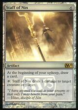 Staff of Nin FOIL | NM | Release Promos | Magic MTG