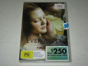 Ever After - A Cinderella Story - Brand New & Sealed - Region 4 - DVD