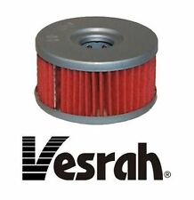 KR Ölfilter Vesrah SF-3006 (HF136) SUZUKI SP 250 / SP 370 78-86 ... Oil filter