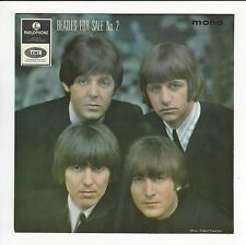 BEATLES UK 7'' REISSUE OF BEATLES FOR SALE  No 2  EP IN  EX / EX  CON