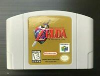 Legend of Zelda: Ocarina of Time (Nintendo 64, 1998) N64 - Tested, Great Gift!