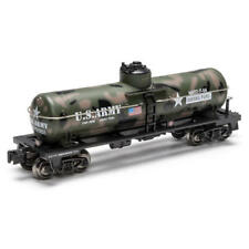 "Menards  Military US ARMY Dome Tank Car 10 1/2"" O Gauge MTH Lionel compatible"