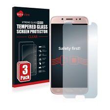 3x Pellicola Vetro Temperato Samsung Galaxy J7 (2017) protezione Proteggi
