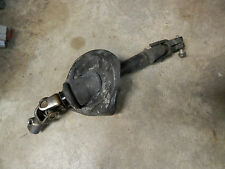 2002-2007 Saturn Vue Electric Power Steering Lower Shaft with u joints OEM