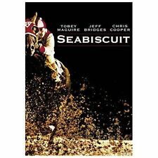 Seabiscuit DVD, 2003
