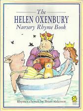 Helen Oxenbury Nursery Rhyme Book Rhymes chosen by Brian Alderson pb picturebook