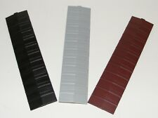 Pacific Rail Shops ~ PRS S scale 3 x Steel Freight Car Boxcar Roofs - Any Color