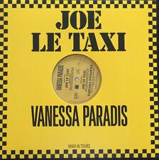 """Vanessa Paradis 12"""" Joe Le Taxi - Réédition 2017 - France (M/M - Scellé)"""