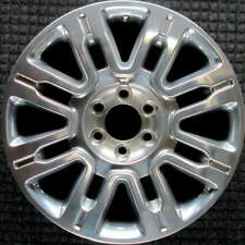Ford Expedition Polished 20 inch OEM Wheel 2009 to 2014