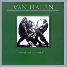 VAN HALEN WOMEN AND CHILDREN FIRST  CD