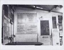 "CHEE HING WAHIAWA HAND PRINTED SILVER HALIDE BY PHOTOGRAPHER ON 8X10"" MAT"