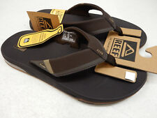 REEF MENS SANDALS FANNING LOW BROWN SIZE 8