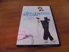 Ellen DeGeneres: Here and Now (DVD, Full Frame 2003) Used Stand Up Comedy