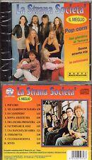 LA STRANA SOCIETA Umberto Tozzi CD Il meglio MADE in ITALY sigillato RARO 1996