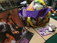 New Kids On The Block Duffle Bag Sleeping Bag Poster Bundle