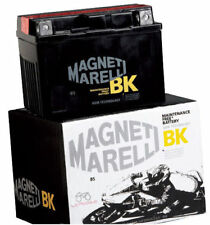 BATTERIA MAGNETI MARELLI YT9B-BS 12 V 8 AH YAMAHA YP T MAX T-MAX 500 2001/2007