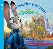 Zootopie - Mon Histoire à écouter | Livre audio (neuf)