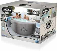 Lay Z Spa Cancun AirJet 4 Person Hot Tub Brand New with Warranty - Fast Delivery