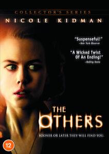The Others DVD (2021) Nicole Kidman, Amenábar (DIR) cert 12 ***NEW***